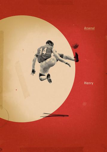 Henry - Poster bestellen - 11FREUNDE SHOP
