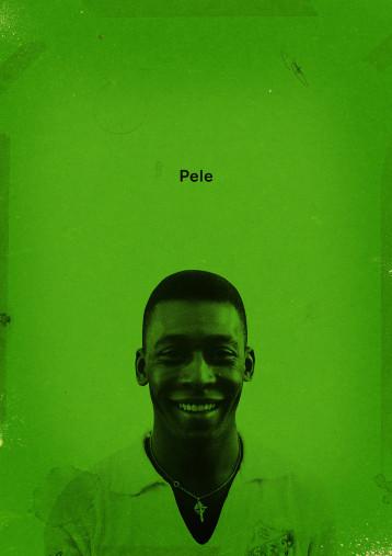Pele - Poster bestellen - 11FREUNDE SHOP