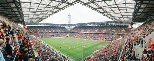 Köln RheinEnergie Stadion 11FREUNDE BILDERWELT