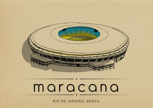 World Of Stadiums: Maracana