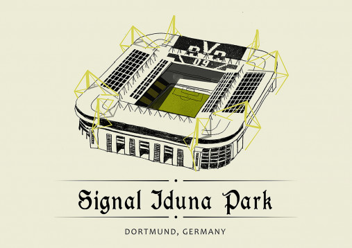 World Of Stadiums: Signal-Iduna-Park