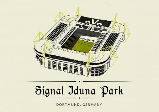 World Of Stadiums: Signal-Iduna-Park