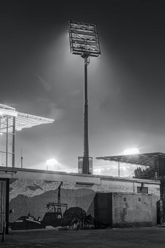 Flutlichtmast Millerntorstadion