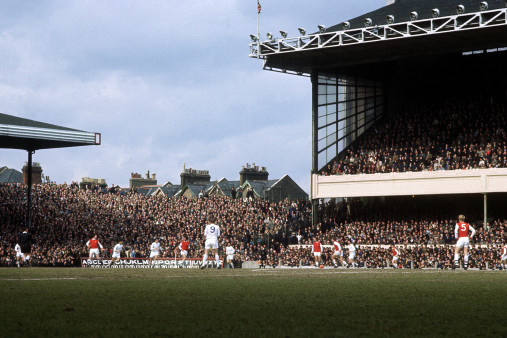 Im Highbury 1969 - FC Arsenal vs. Leeds United 1969