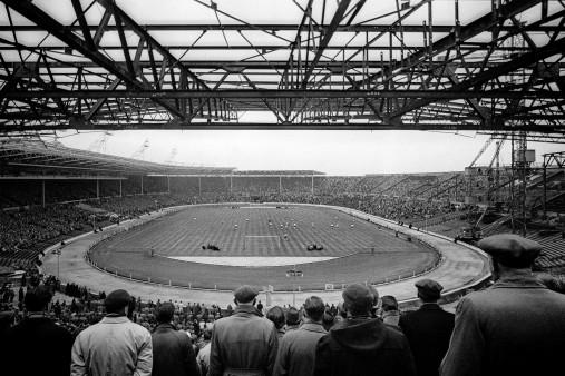 Wembley Stadion 1962