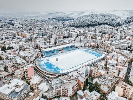 Griechischer Winter