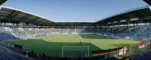 Mannheim Carl-Benz-Stadion - 11FREUNDE BILDERWELT