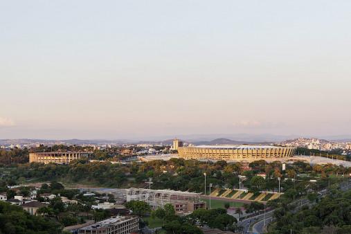 Estádio Mineirão (2) - 11FREUNDE BILDERWELT