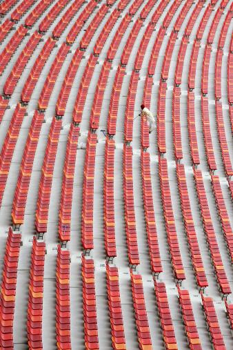 Sitzschalen in Port Elizabeth - 11FREUNDE BILDERWELT