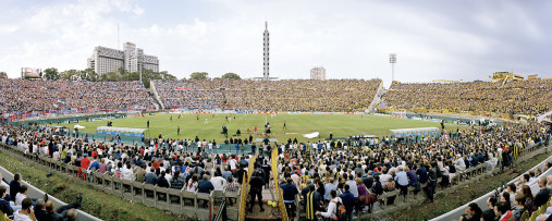 Montevideo Estadio Centenario CA Peñarol - 11FREUNDE BILDERWELT