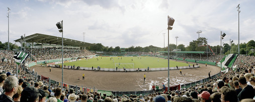 Münster Preußenstadion - 11FREUNDE BILDERWELT
