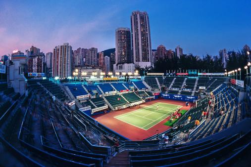 Centre Court in Hongkong