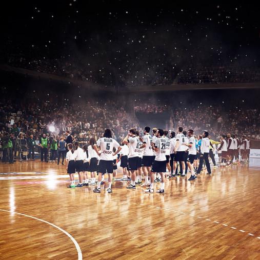 Standing Ovations für die Handballer