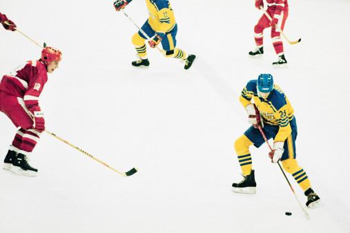 UDSSR vs. Schweden 1984