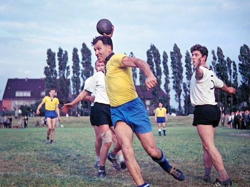 Feldhandball in den Sechzigern