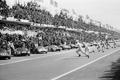 Start in Le Mans 1964