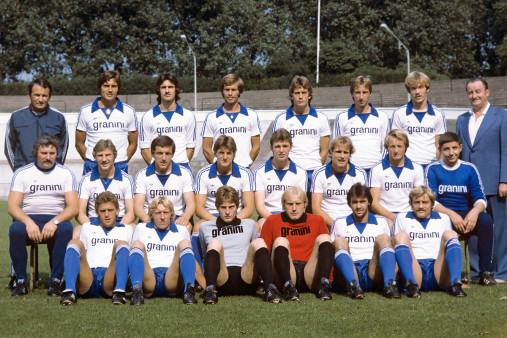 Bielefeld 1978/79 - 11FREUNDE BILDERWELT