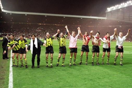 BVB im Old Trafford