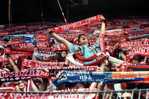 Kaiserslautern Fans 1998