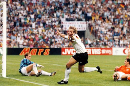 Klinsmann gegen Holland (1)