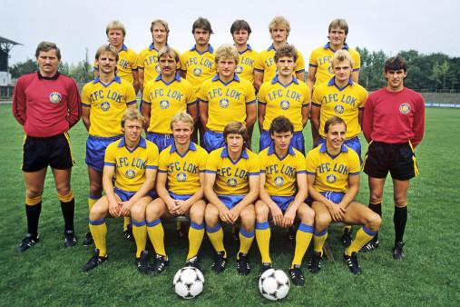 Lok 1983/84 - 11FREUNDE BILDERWELT