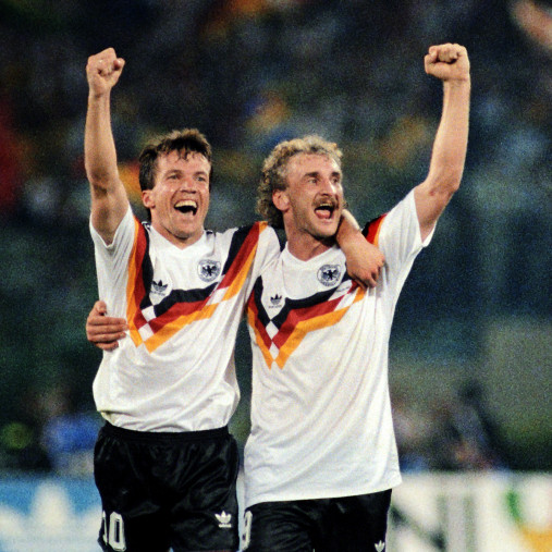 Lothar und Rudi
