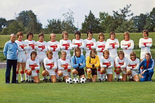 Stuttgart 1974/75 - 11FREUNDE BILDERWELT