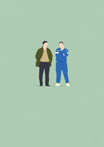 Meister der Herzen - Schalke 04 Poster - 11FREUNDE SHOP