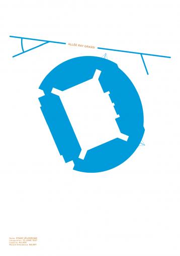Piktogramm: Marseille - Poster bestellen - 11FREUNDE SHOP
