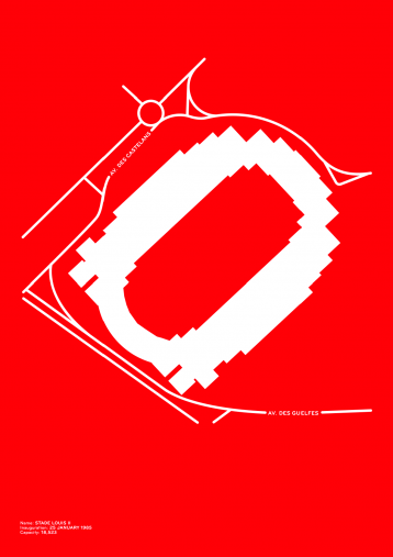 Piktogramm: Monaco - Poster bestellen - 11FREUNDE SHOP