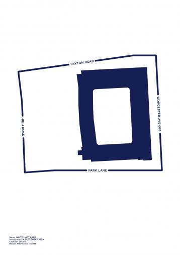 Piktogramm: Tottenham