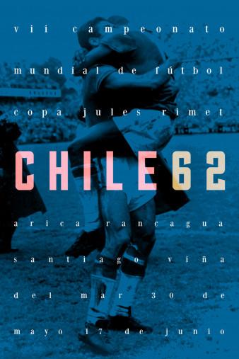 Chile 1962 - Poster bestellen - 11FREUNDE SHOP