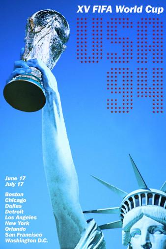 USA 1994 - Poster bestellen - 11FREUNDE SHOP