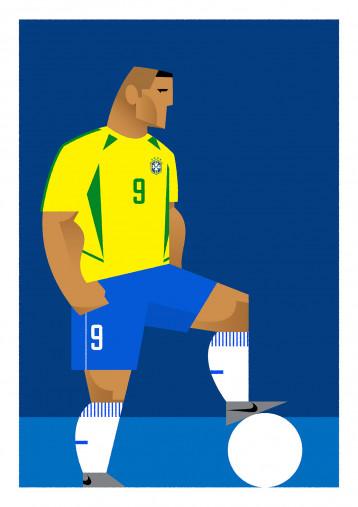 Stanley Chow F.C. - Ronaldo