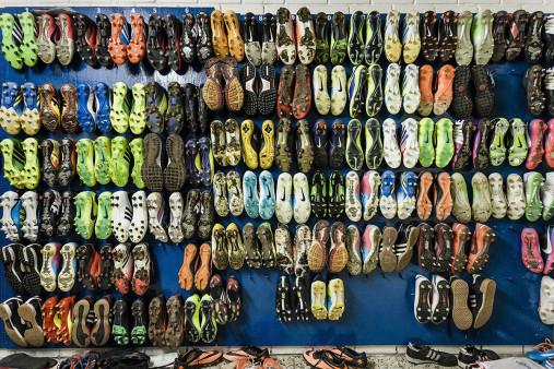 Zeigt her eure Schuhe - 11FREUNDE BILDERWELT