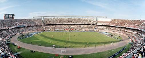 Buenos Aires Estadio Monumental Antonio Vespucio Liberti - 11FREUNDE BILDERWELT