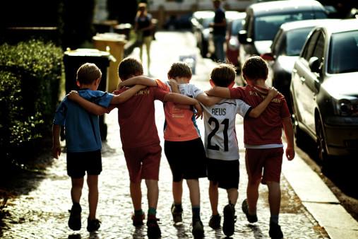 5 Freunde