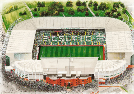 Stadia Art: Celtic Park