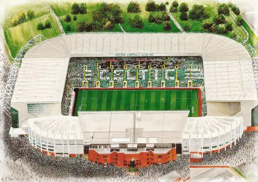 Stadia Art: Celtic Park