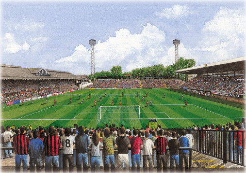 Stadia Art: Craven Cottage (inside)
