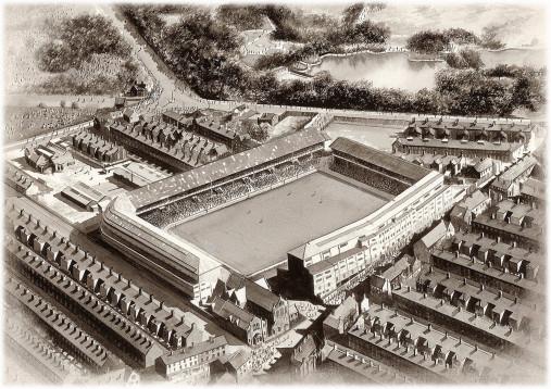 Stadia Art: Goodison Park (1)