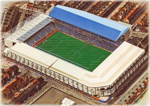 Stadia Art: Goodison Park (2)
