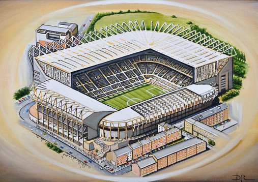 Stadia Art: St. James' Park