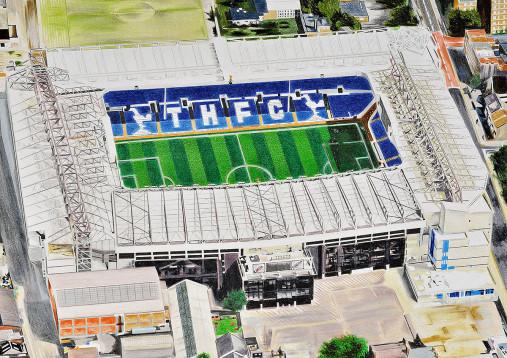 Stadia Art: White Hart Lane (1)