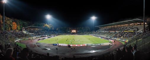 Saarbrücken Ludwigsparkstadion