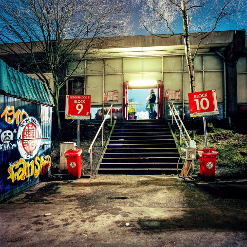 Millerntor Block 9-10 - Susanne Katzenberg - FC St. Pauli - 11FREUNDE SHOP