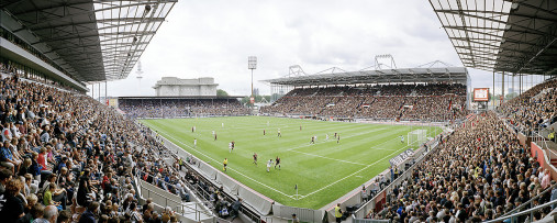 St. Pauli Millerntor 2013 - 11FREUNDE BILDERWELT