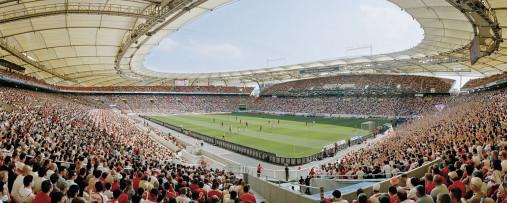 Stuttgart Mercedes-Benz-Arena - 11FREUNDE SHOP