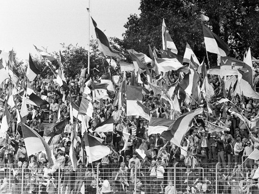 Bochum Fans 1971 - VfL Bochum - 11FREUNDE BILDERWELT