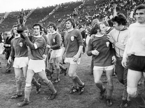 Jena FDGB-Pokalsieger 1974